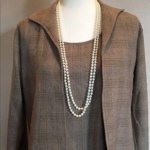 TravelSmith Ladies 3 piece travel suit. EUC